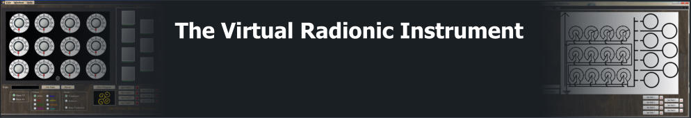 The Virtual Radionic Instrument